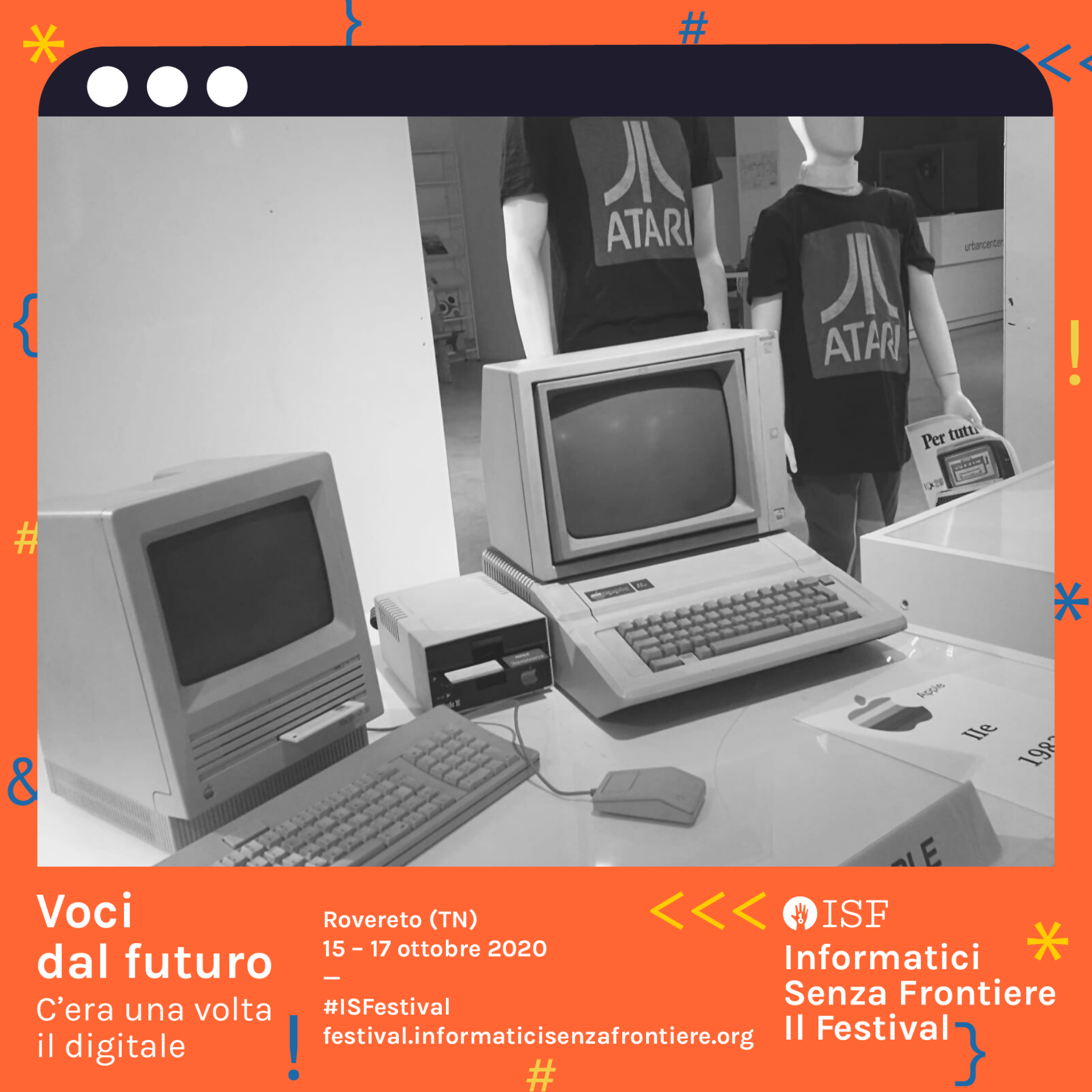Old Computer Rovereto